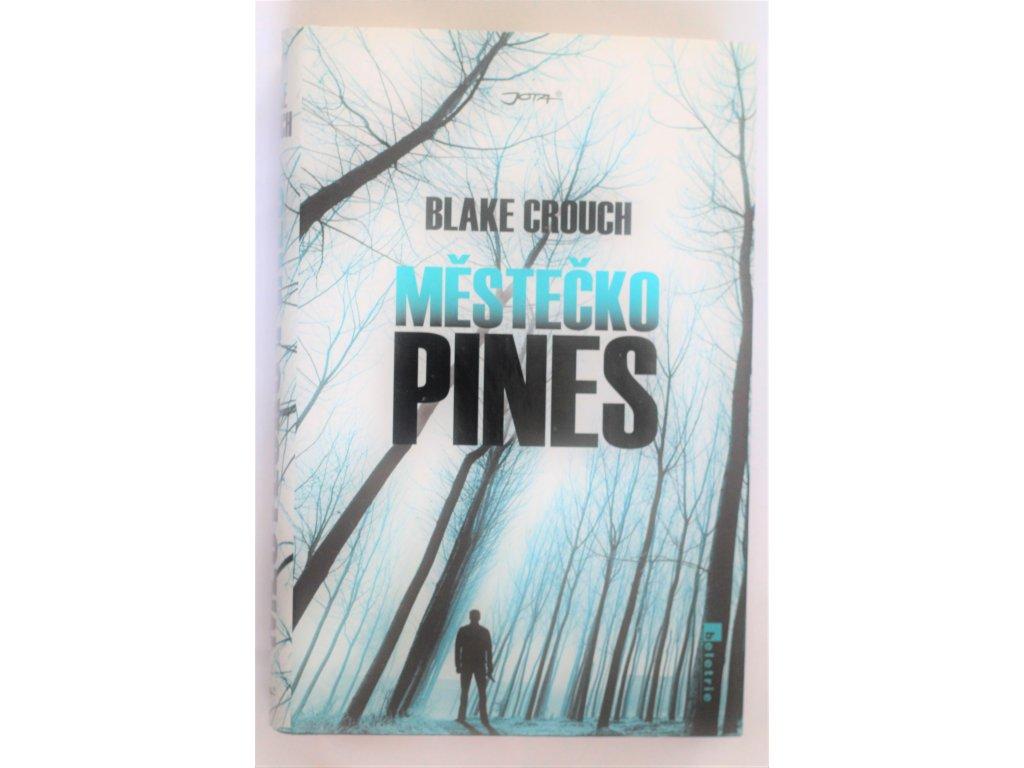 Kniha Městečko Pines - Bazar