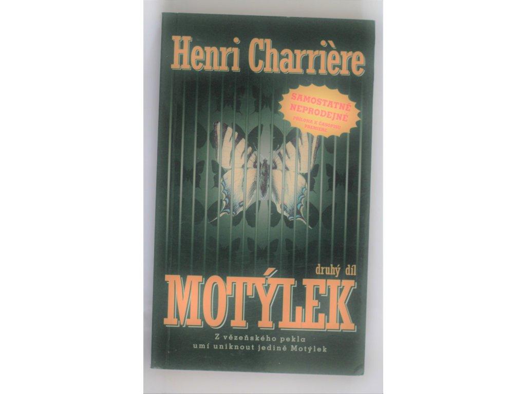 Kniha Motýlek II - Bazar
