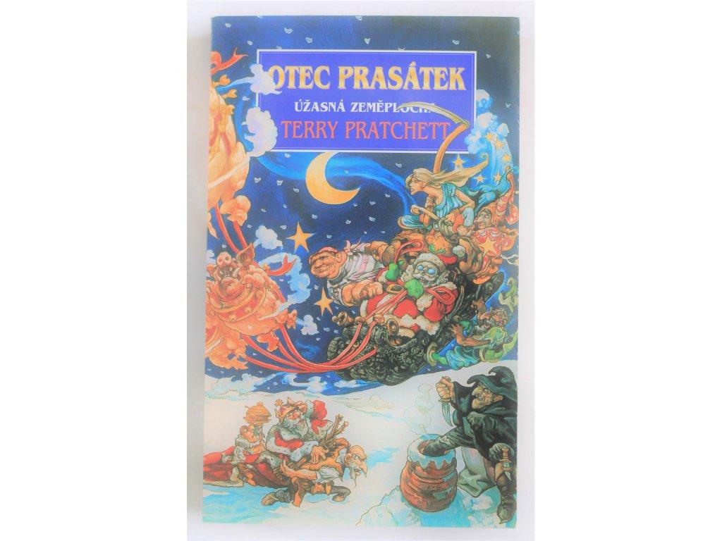 Kniha Úžasná Zeměplocha: Otec Prasátek - Bazar