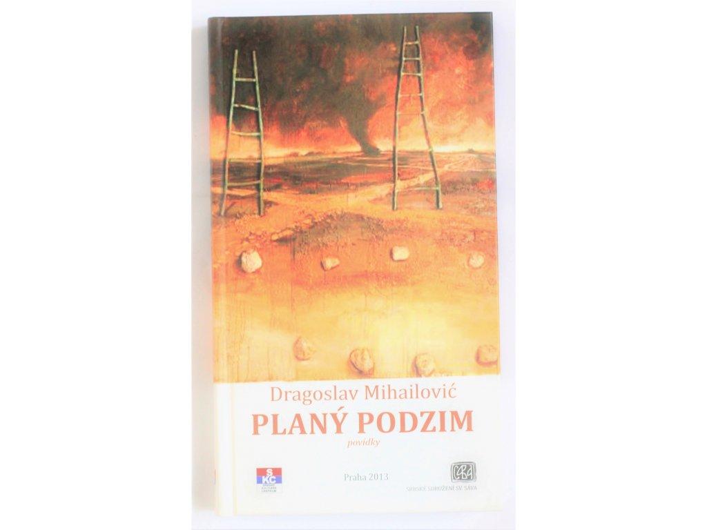 Kniha Planý podzim - Bazar