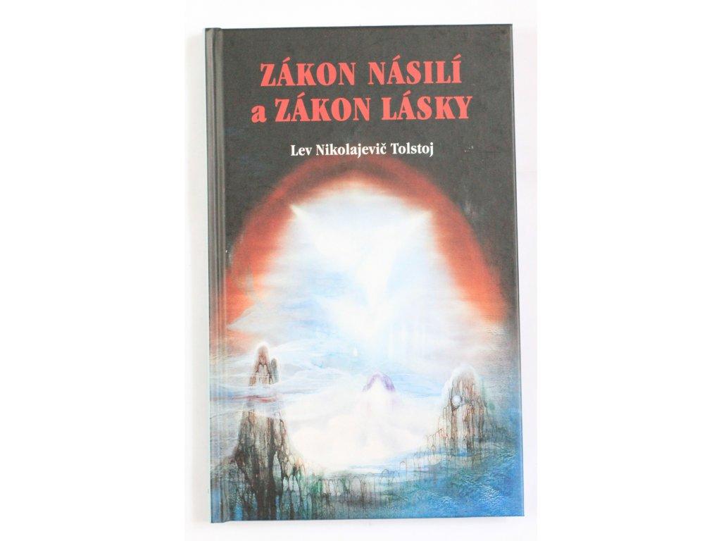 Kniha Zákon násilí a zákon lásky - Bazar