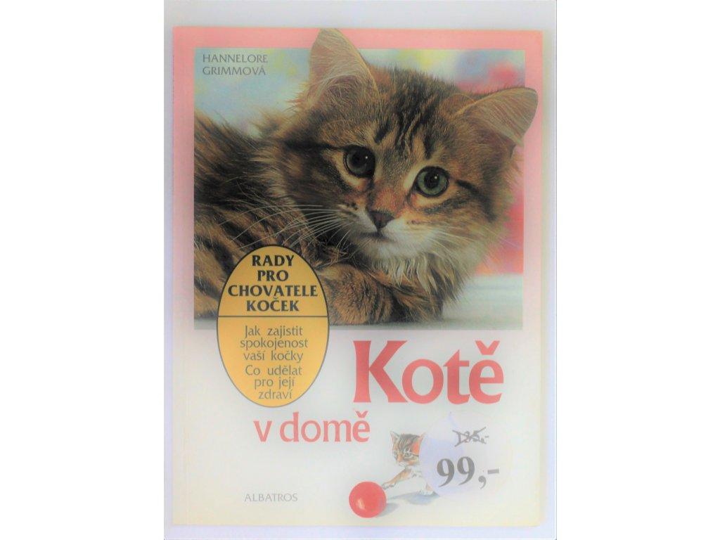 Kniha Kotě v domě - Bazar
