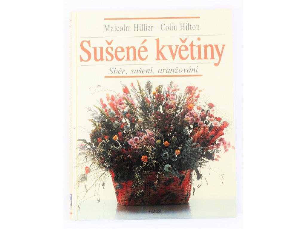 Kniha Sušené květiny - Bazar
