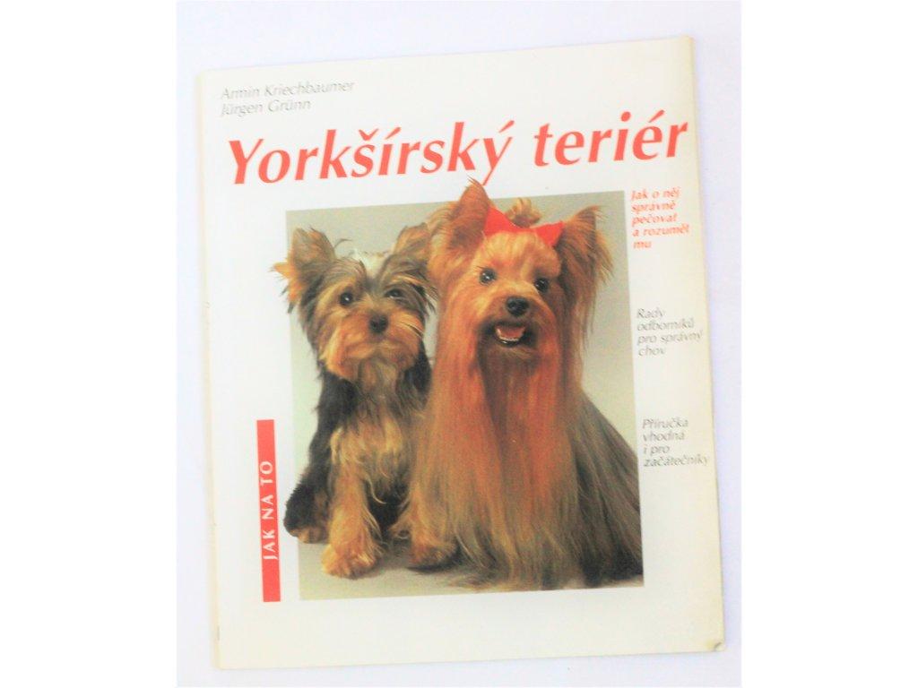 Kniha Yorkšírský teriér - Bazar