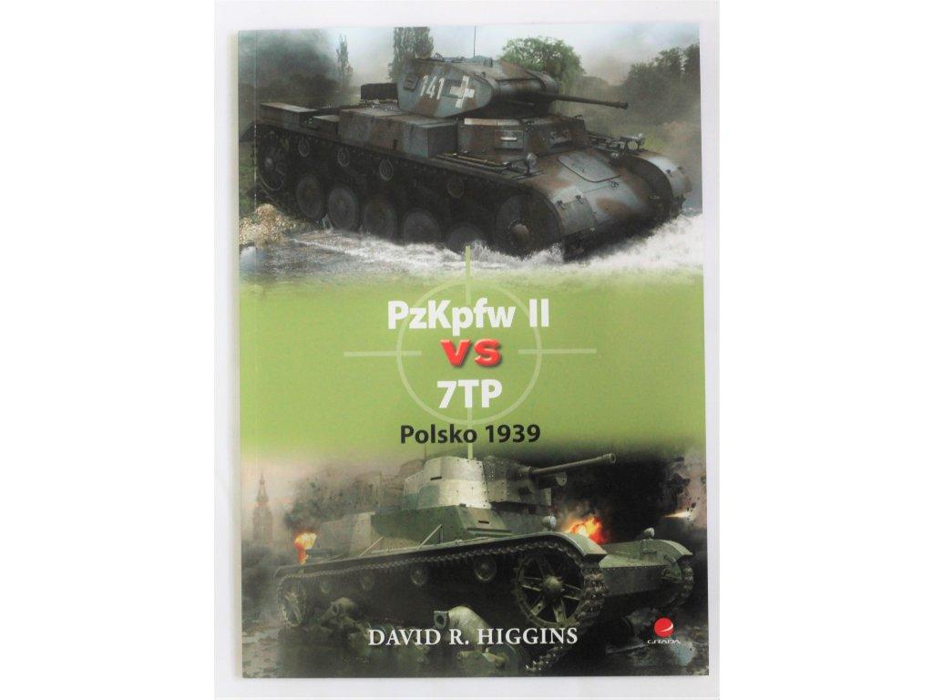 Kniha PzKpfw II vs 7TP - Polsko 1939 - Bazar