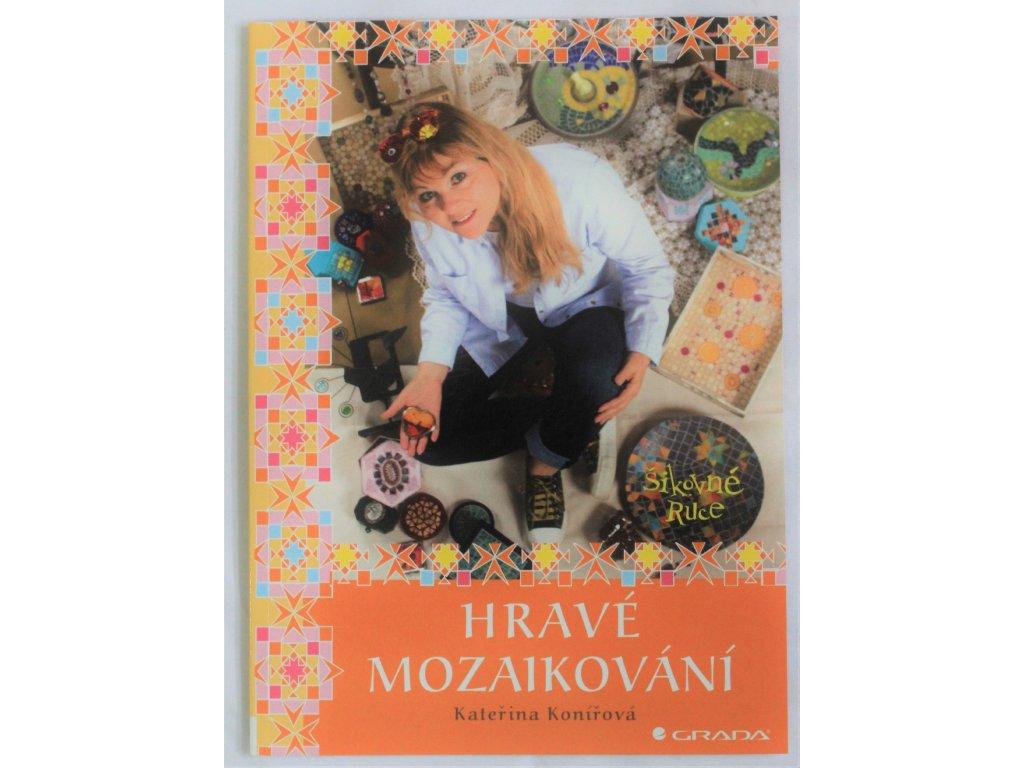 Kniha Hravé mozaikování - Bazar
