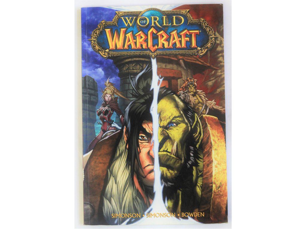 Kniha World of Warcraft - Bazar