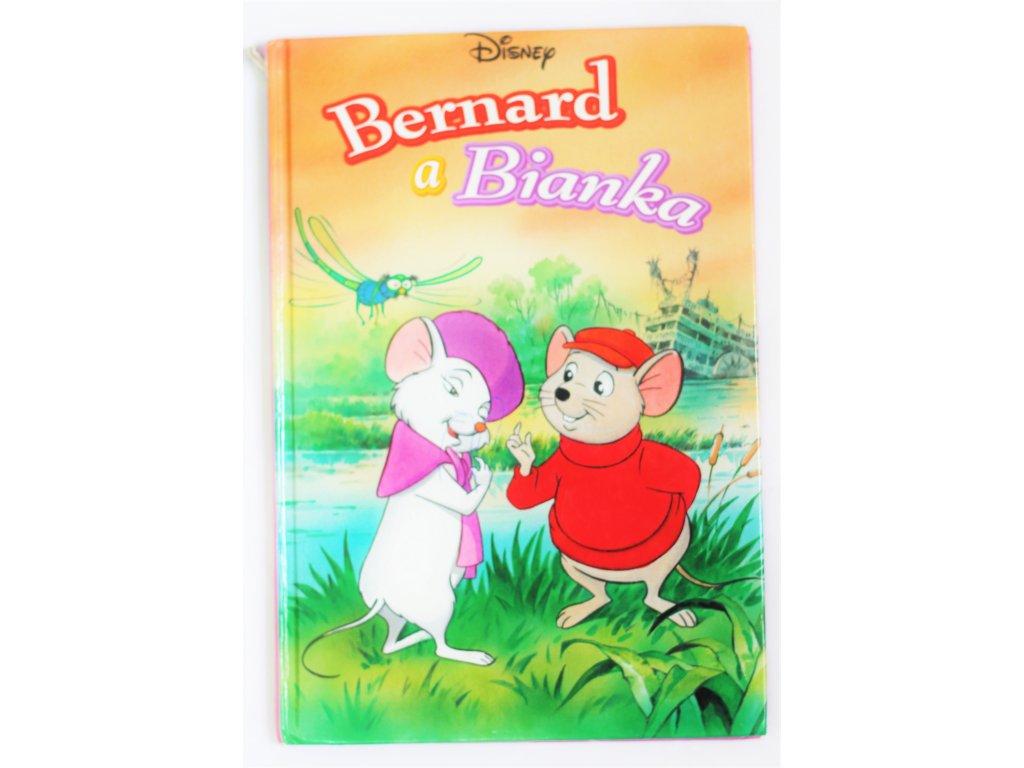 Kniha Bernard a Bianka - Bazar