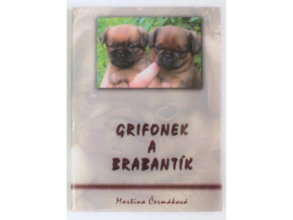 Kniha Grifonek a Brabantík - Bazar