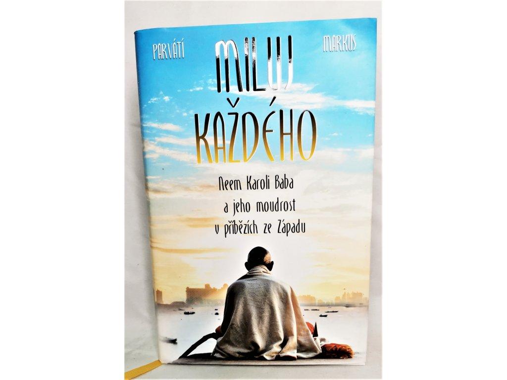 Kniha Miluj každého - Bazar