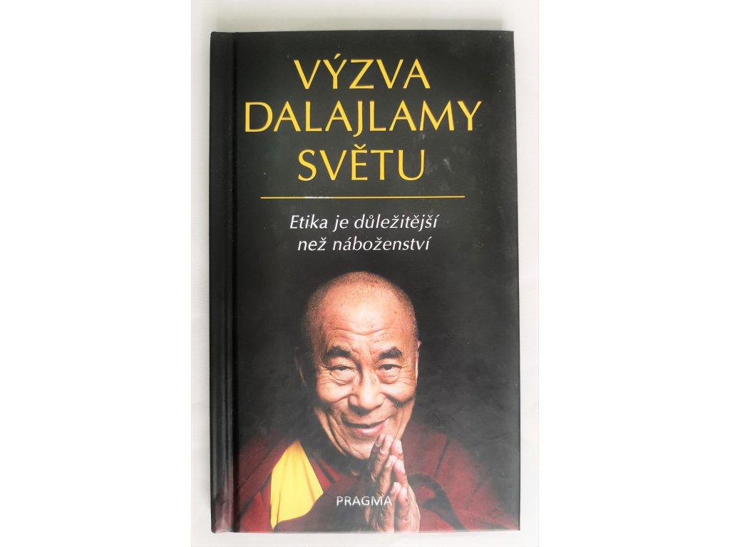 Kniha Výzva Dalajlamy světu - Bazar