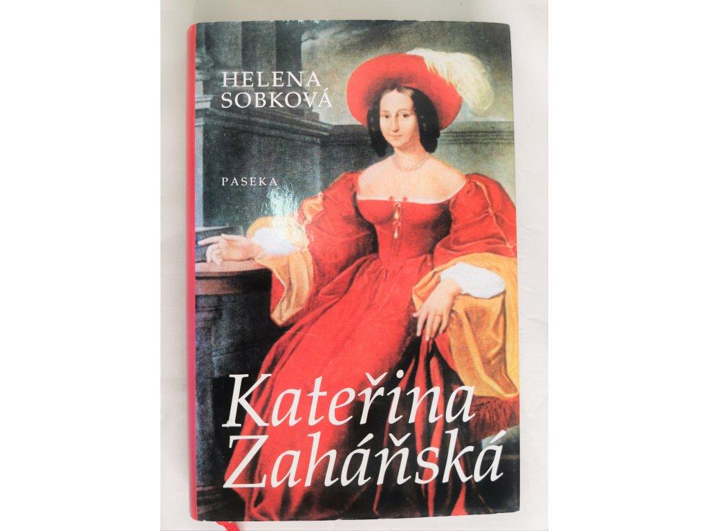 Kniha Kateřina Zaháňská - Bazar