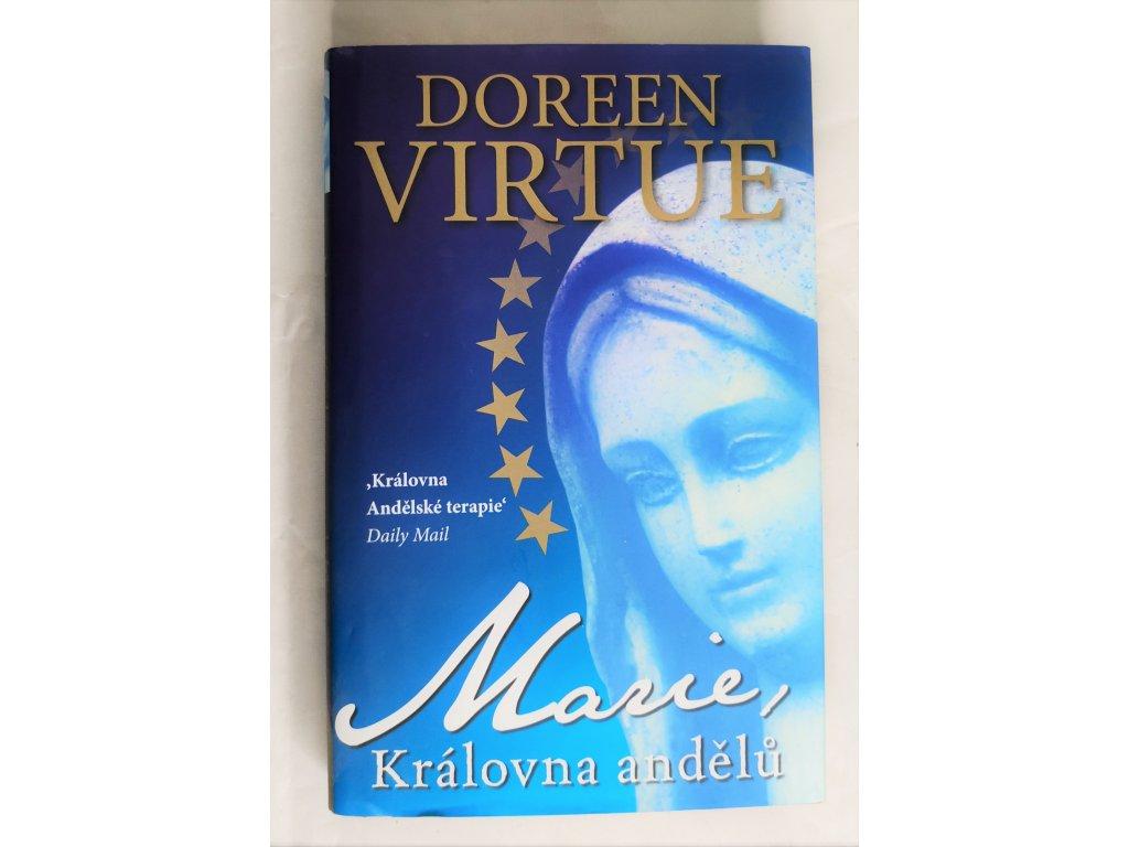 Kniha Marie, královna andělů - Bazar