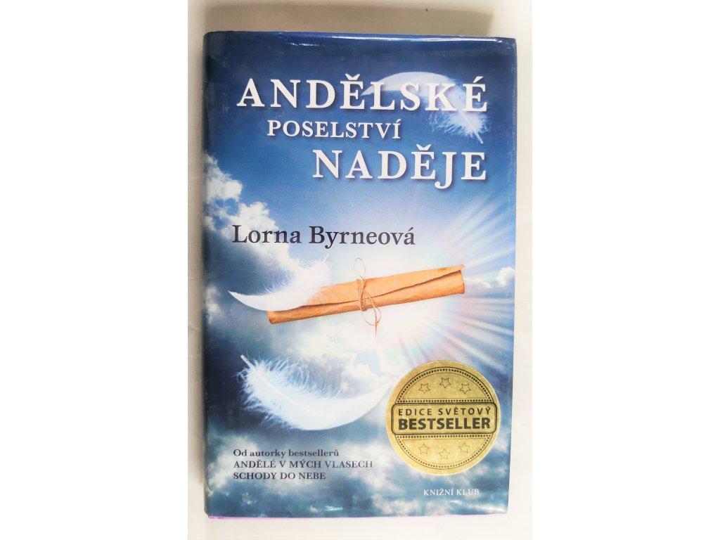 Kniha Andělské poselství naděje - Bazar