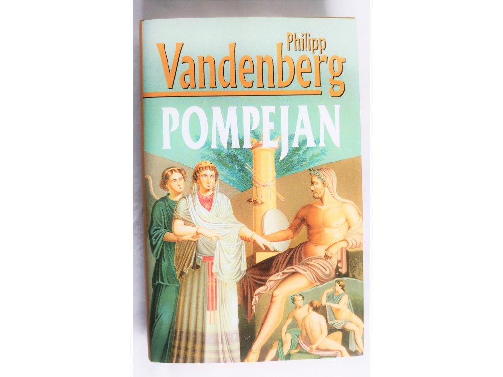 Kniha Pompejan - Bazar