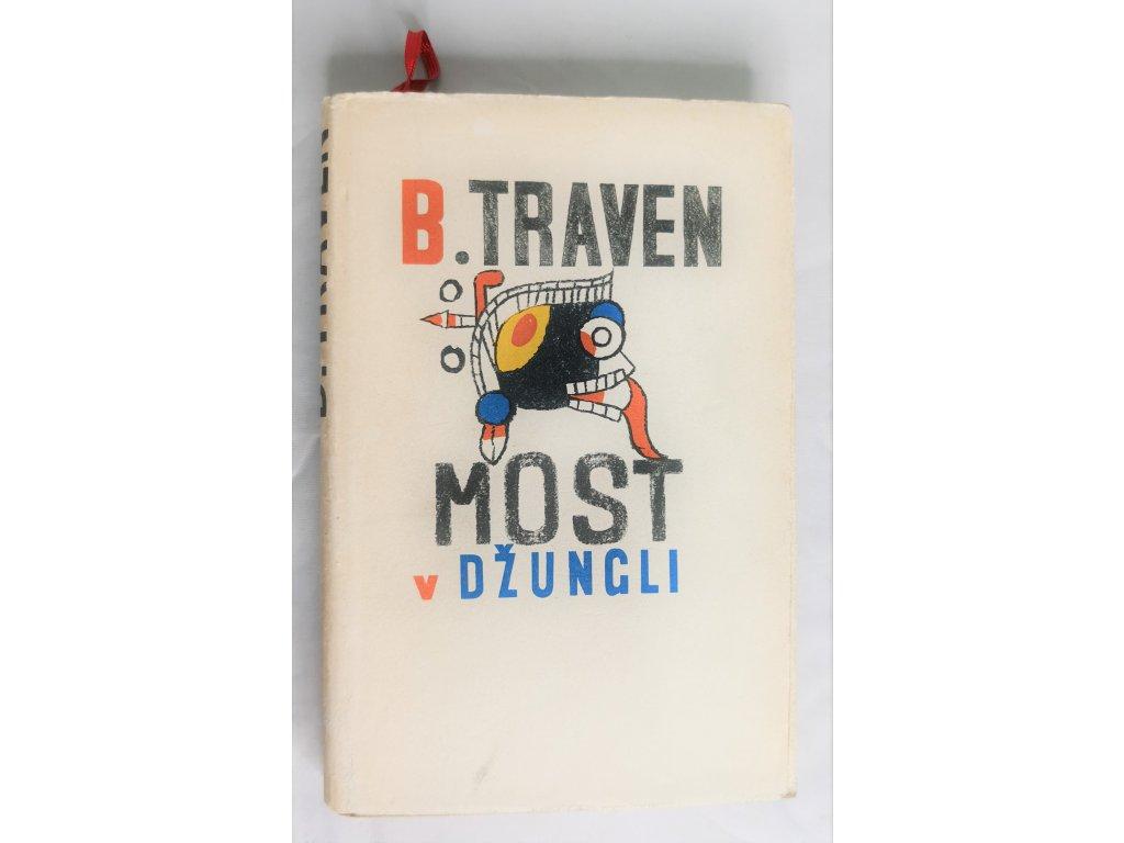 Kniha Most v džungli - Bazar