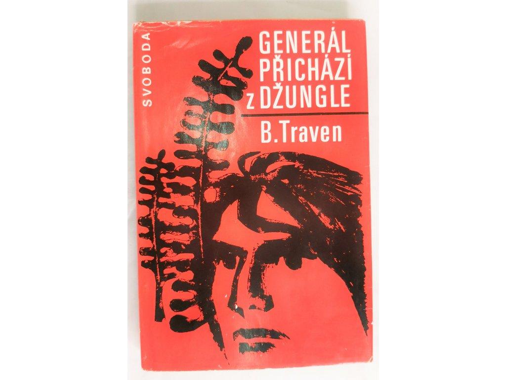 Kniha Generál přichází z džungle - Bazar