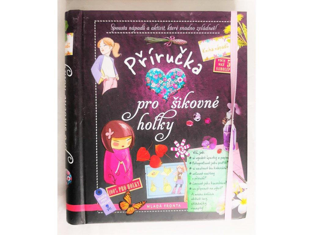 Kniha Příručka pro šikovné holky - Bazar