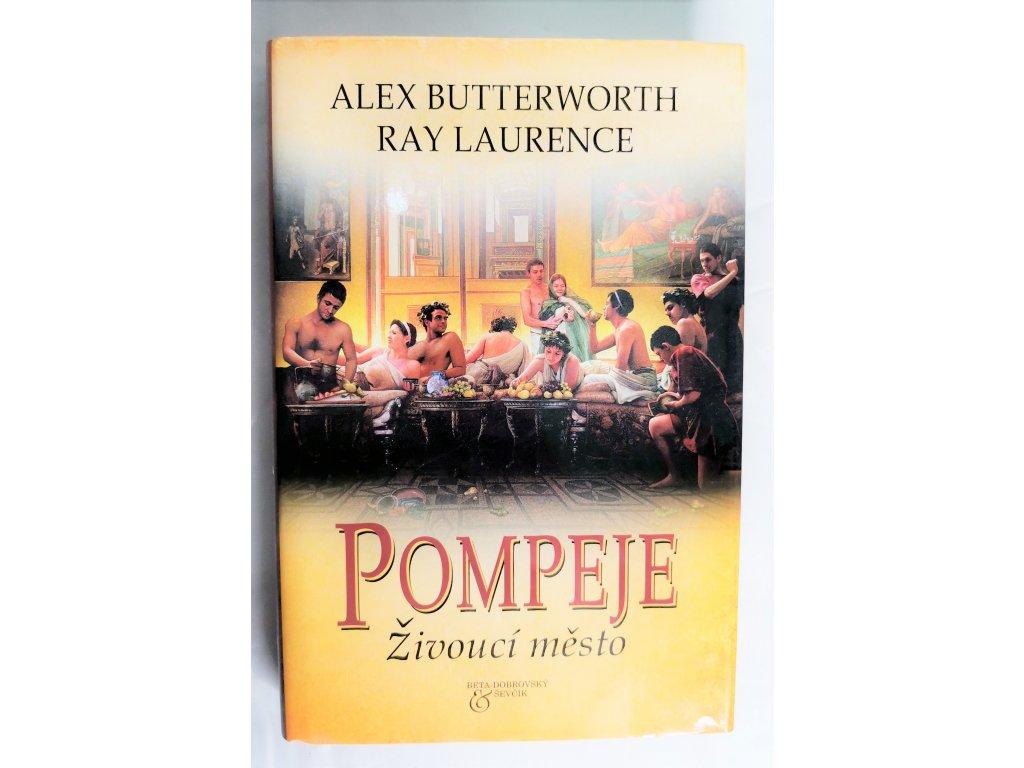 Kniha Pompeje: Živoucí město - Bazar