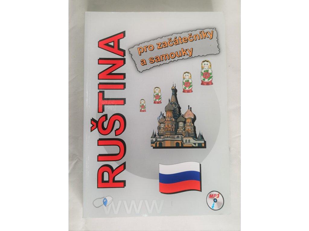 Kniha Ruština pro začátečníky a samouky - Bazar