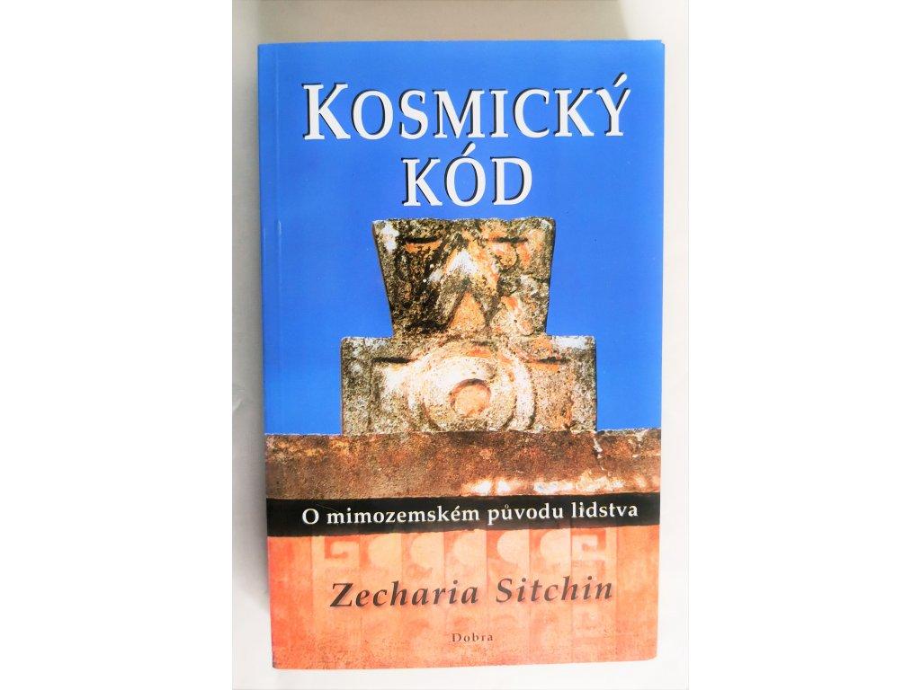 Kniha Kosmický kód - Bazar
