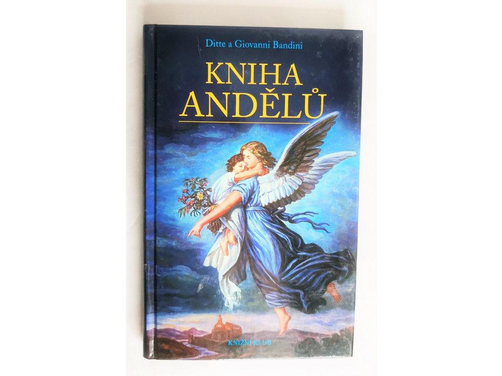 Kniha Kniha andělů - Bazar