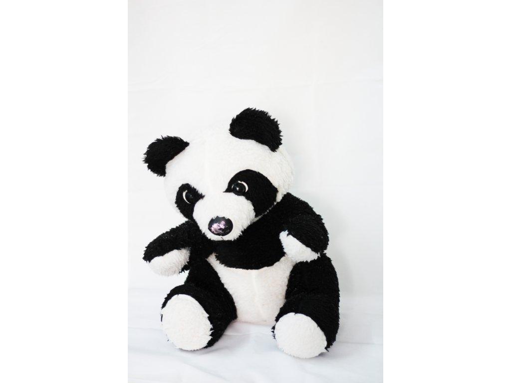 Plyšák panda - Bazar