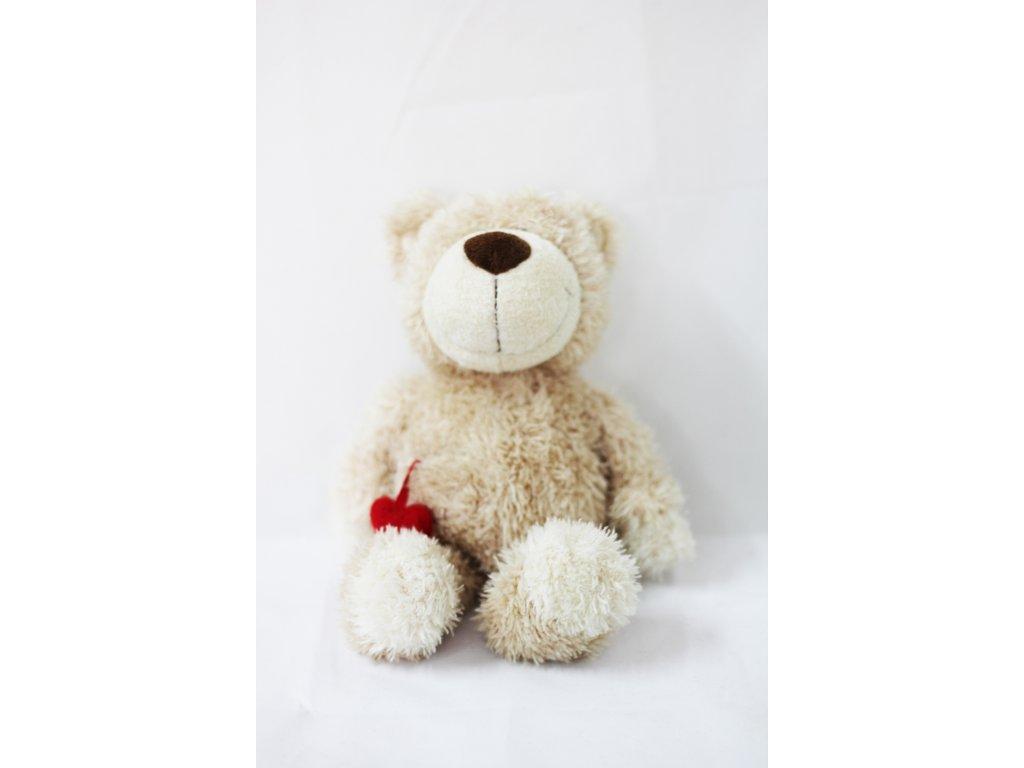 Plyšák medvídek se srdíčkem - Bazar