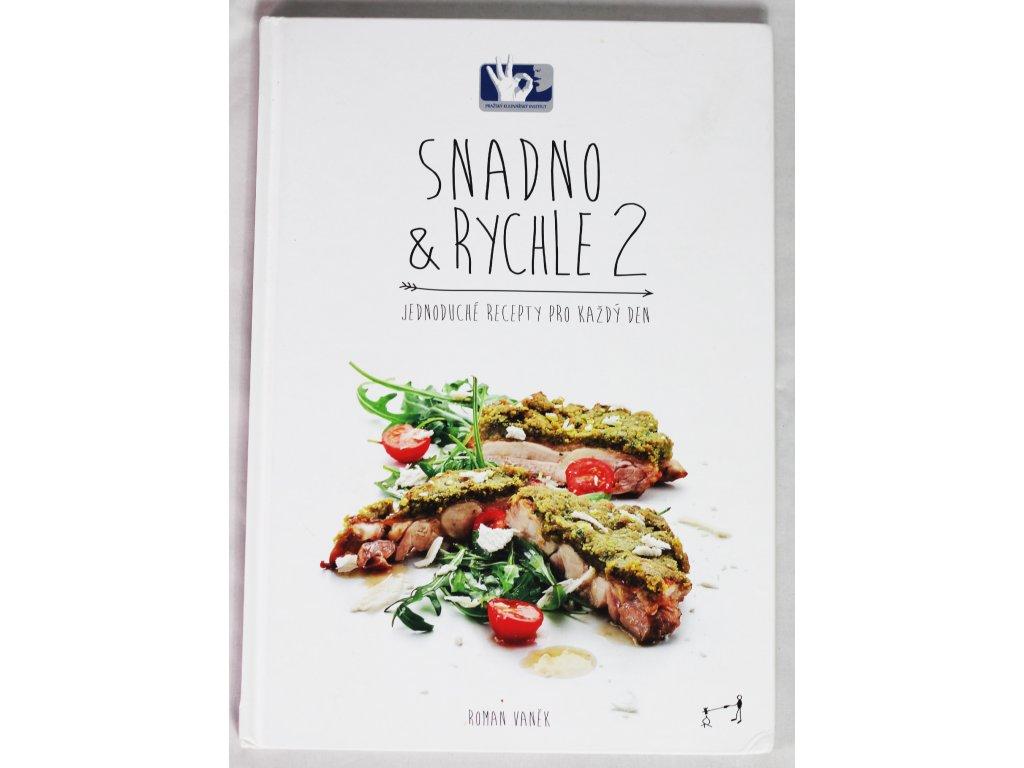Kniha Snadno & rychle 2 - Bazar