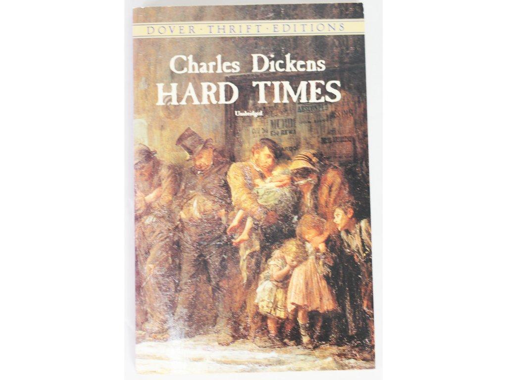 Kniha Hard Times - English - Bazar