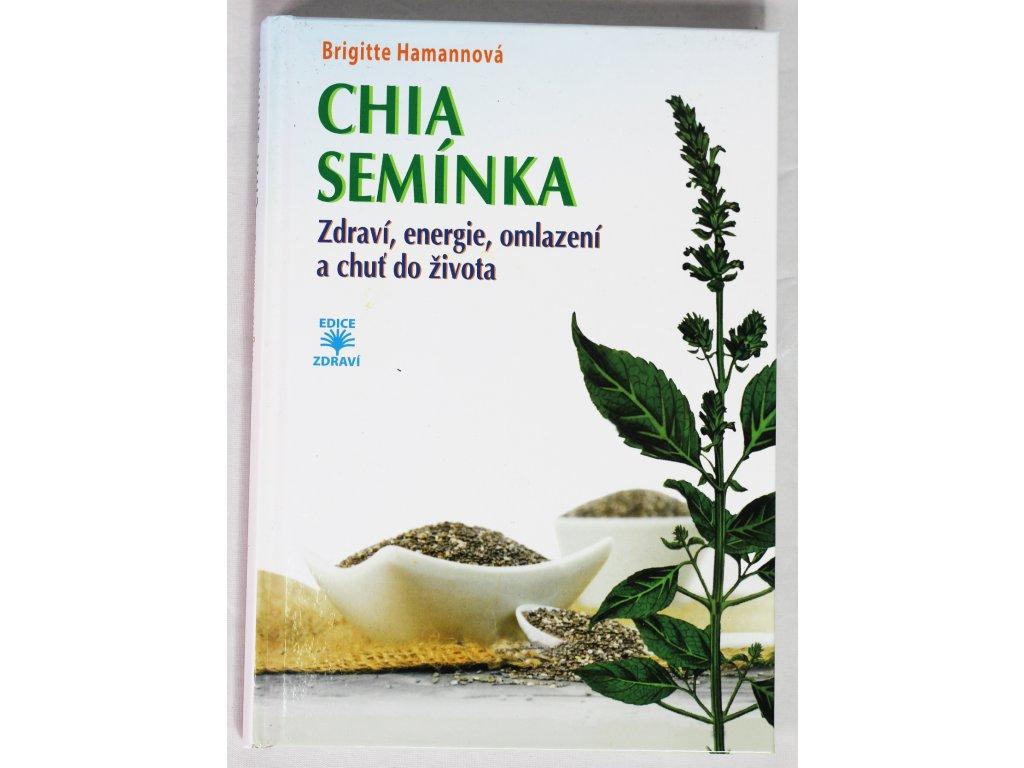 Kniha Chia semínka - Bazar