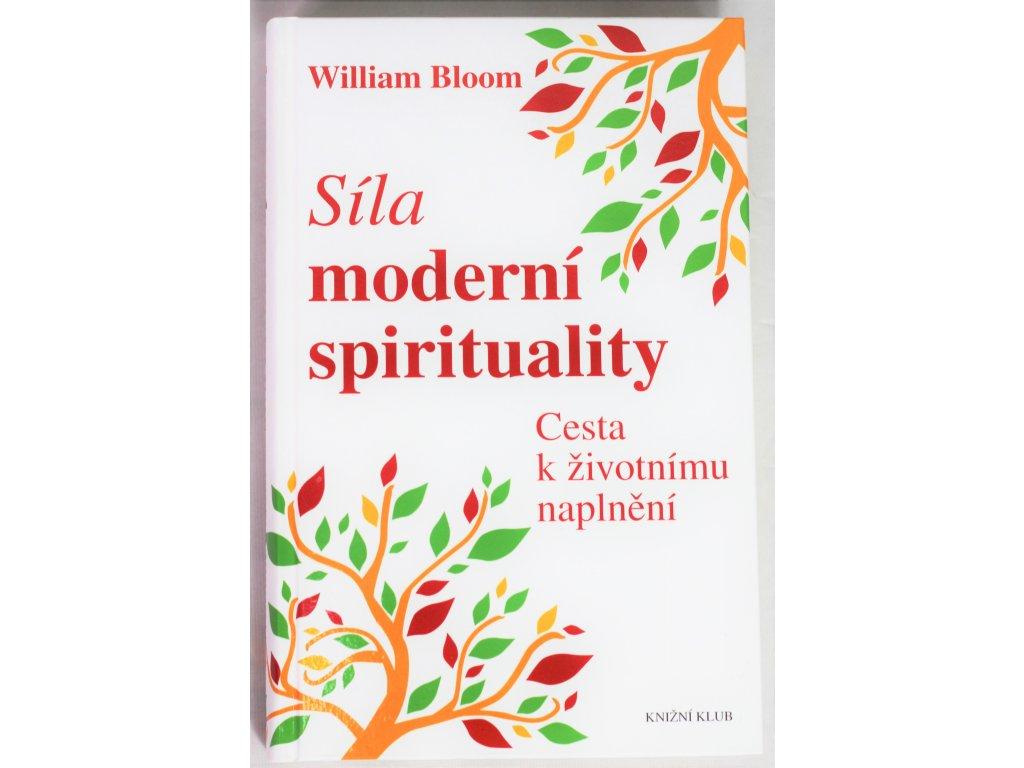 Kniha Síla moderní spirituality - Bazar