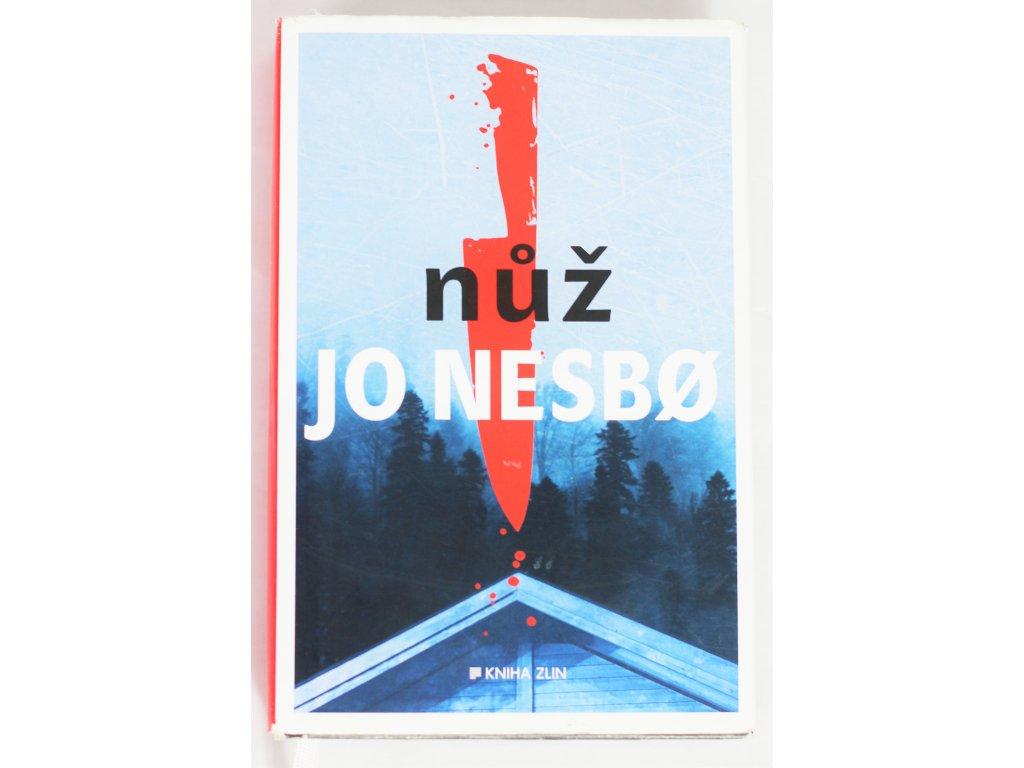Kniha Nůž - Bazar