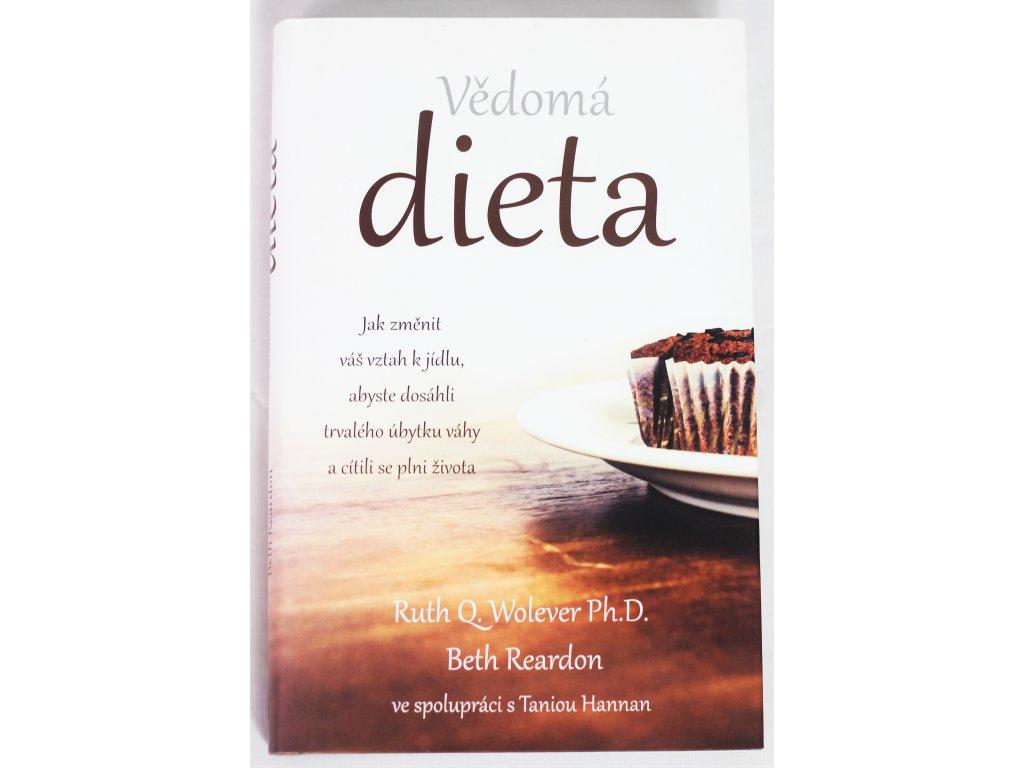 Kniha Vědomá dieta - Bazar