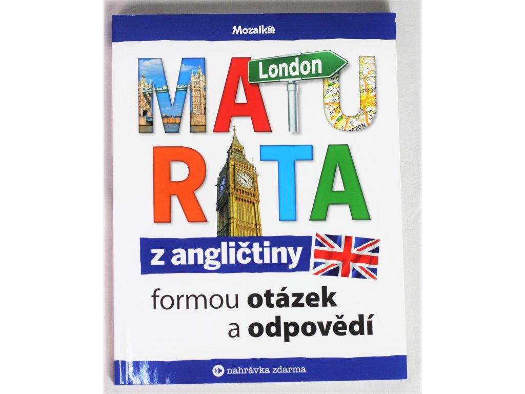 Kniha Maturita z angličtiny - Bazar