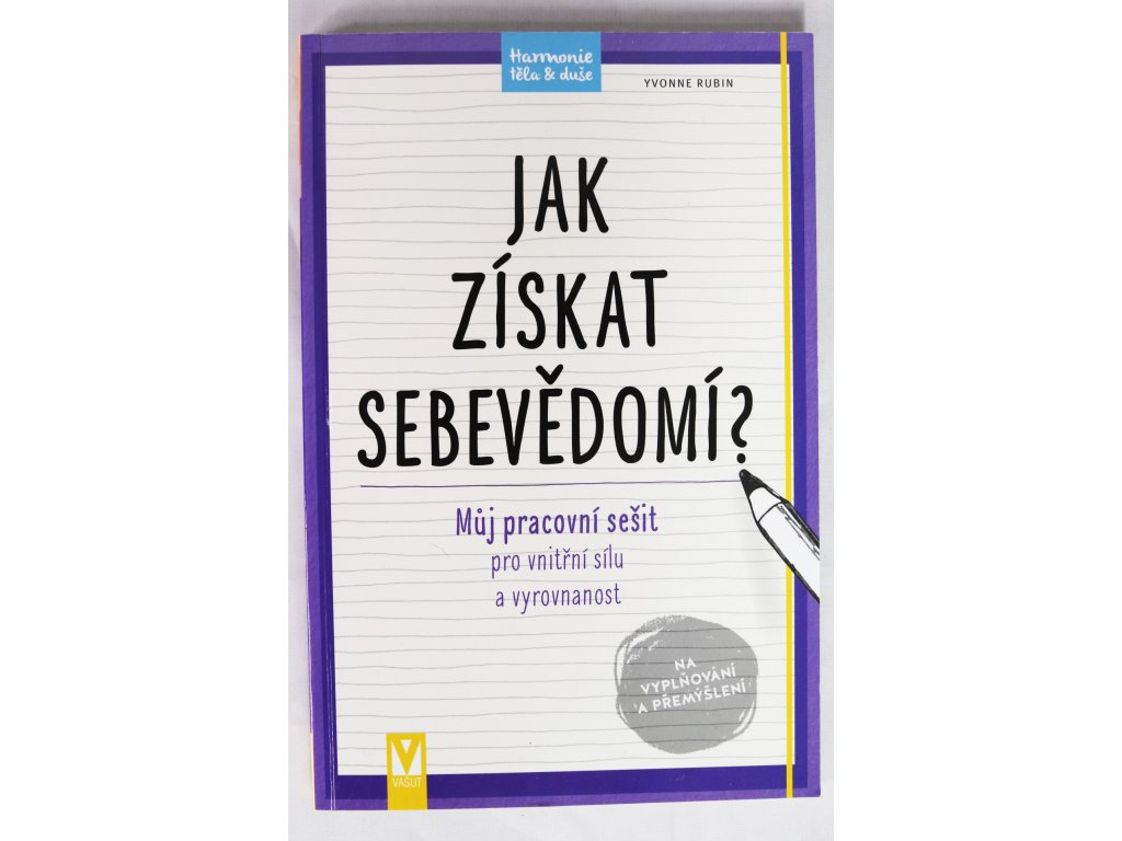 Kniha Jak získat sebevědomí? - Bazar