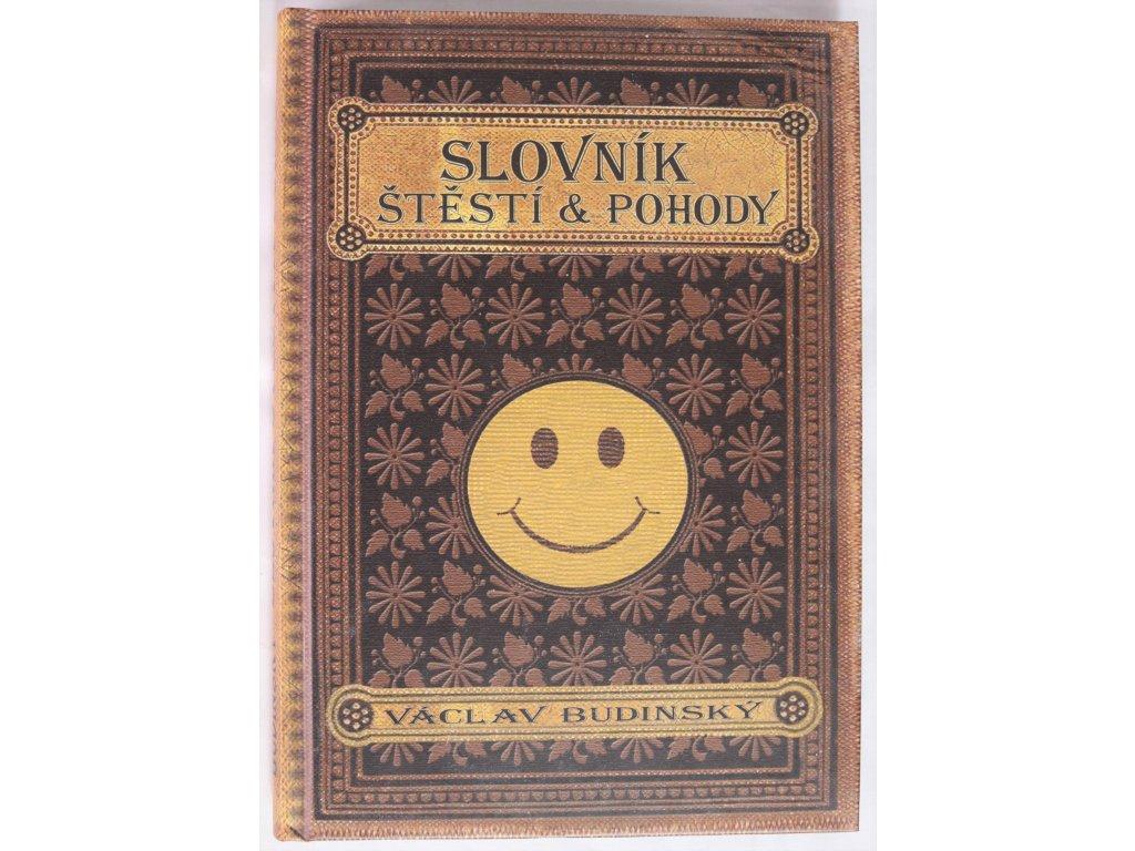 Kniha Slovník štěstí & pohody - Bazar
