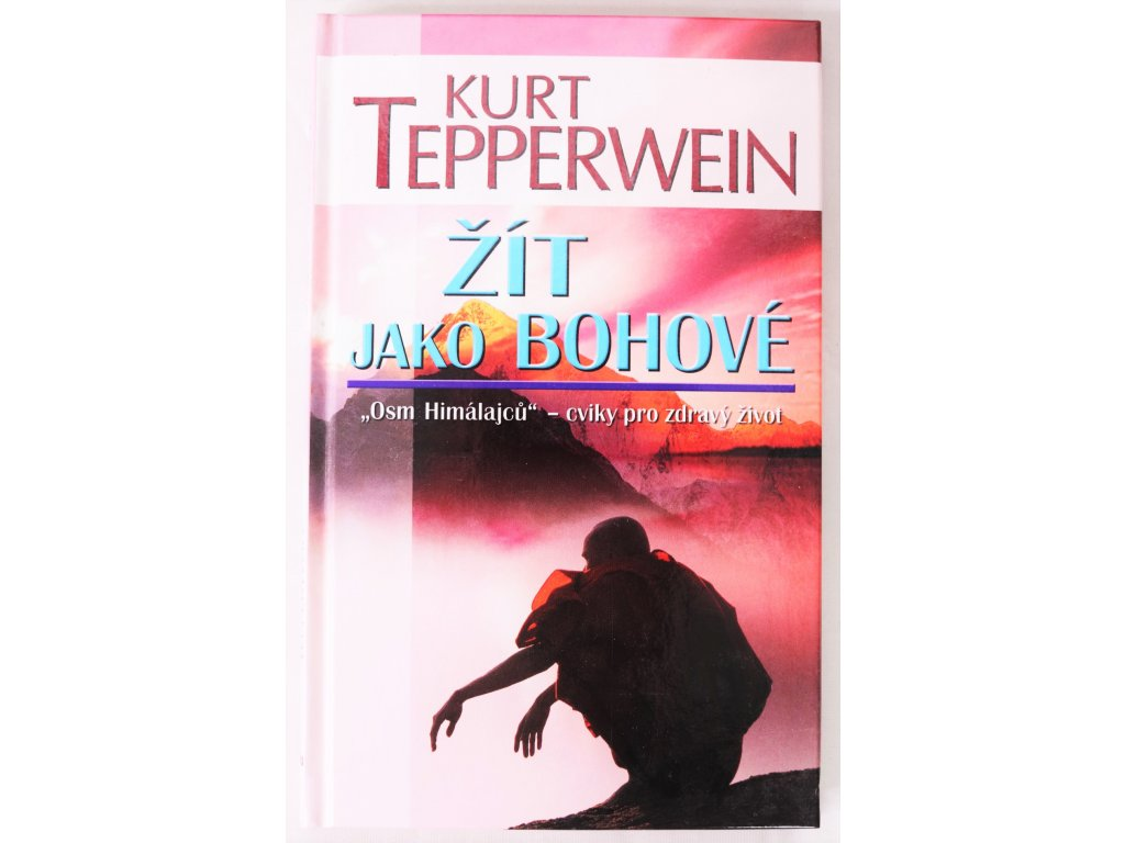 Kniha Žít jako bohové - Bazar