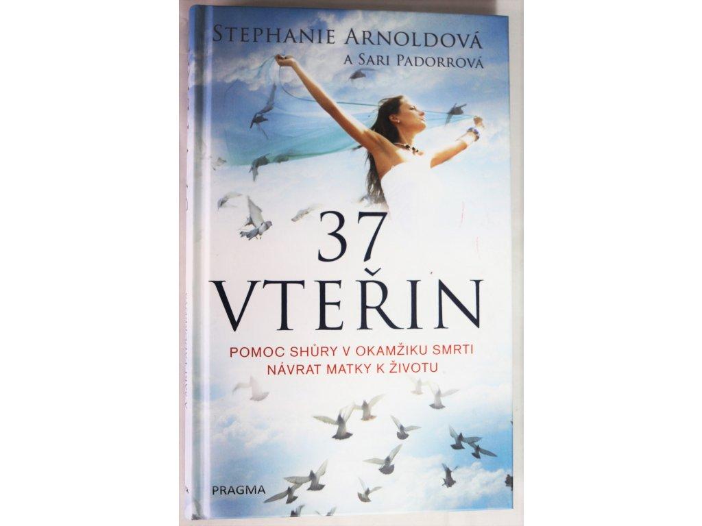 Kniha 37 vteřin - Bazar