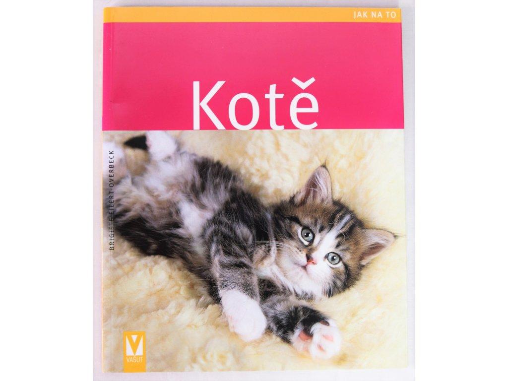 Kniha Kotě - Bazar
