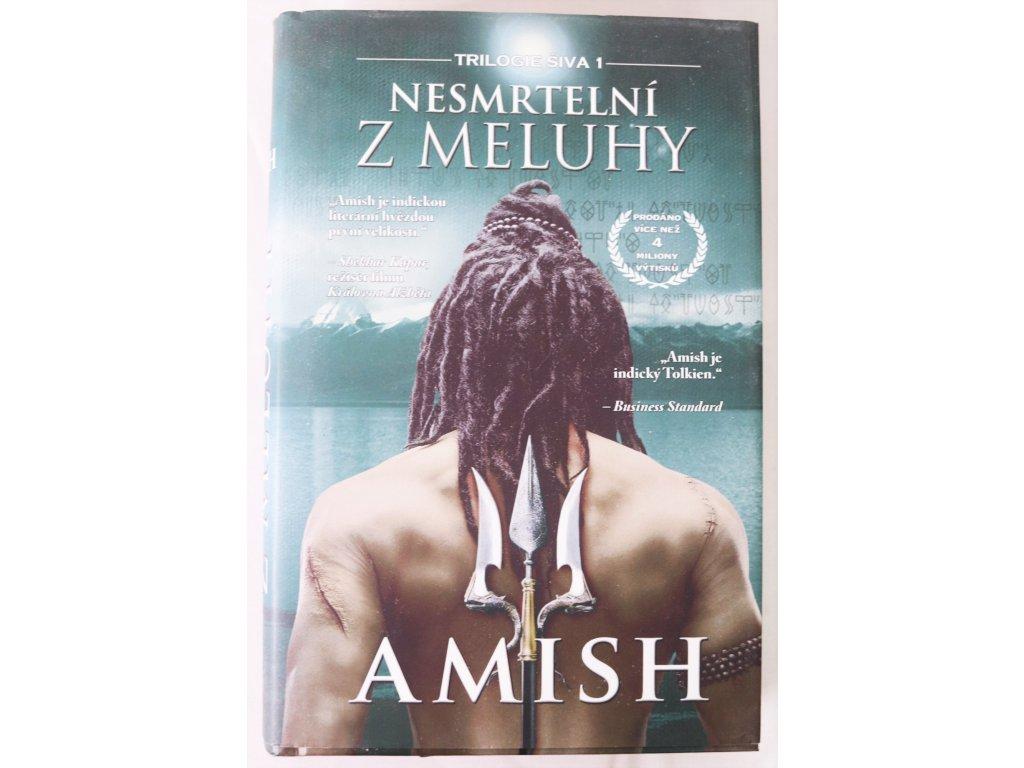 Kniha Nesmrtelní z Meluhy - Bazar