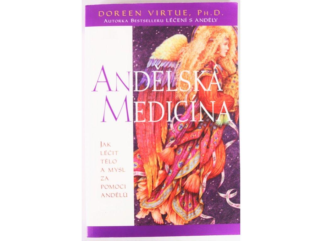 Kniha Andělská medicína - Bazar