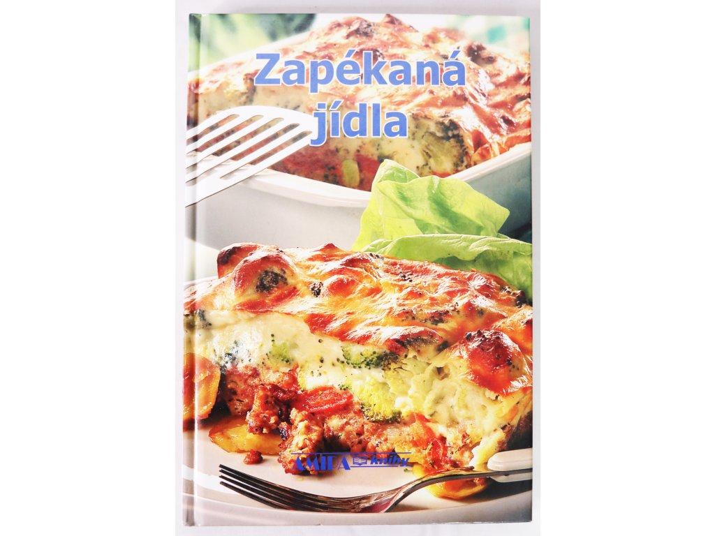 Kniha Zapékaná jídla - Bazar