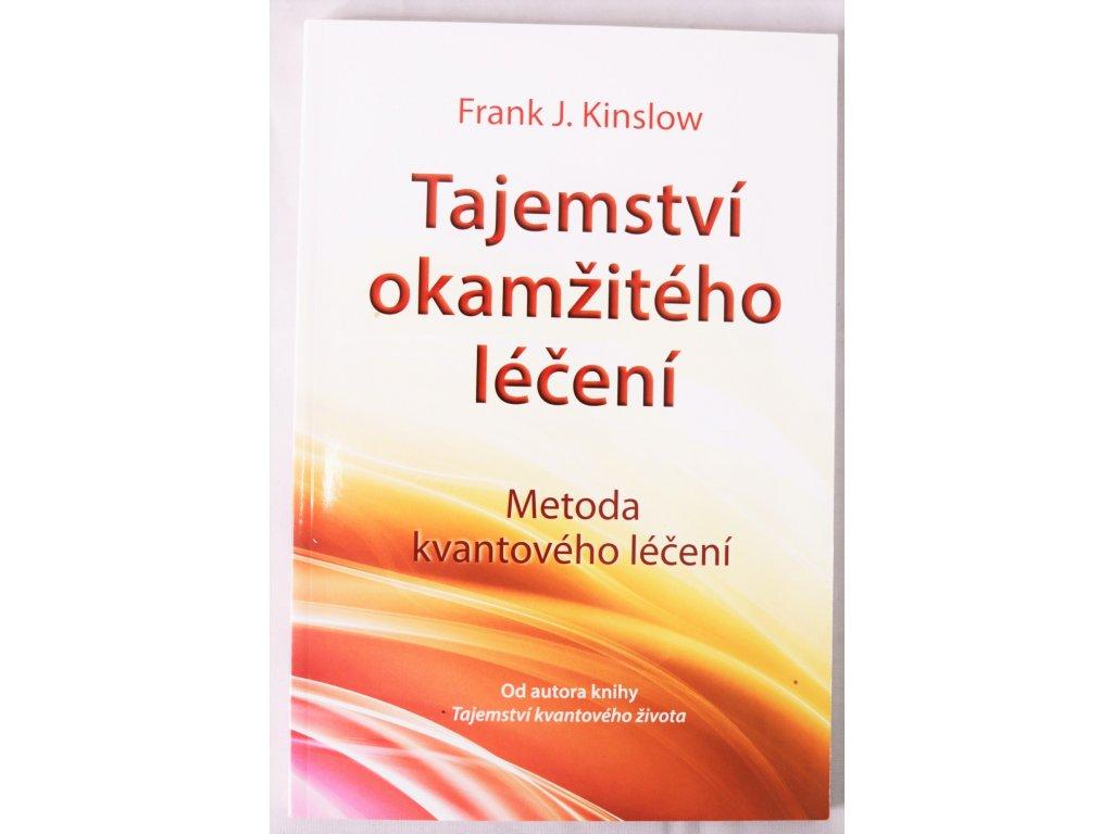 Kniha Tajemství okamžitého léčení - Bazar