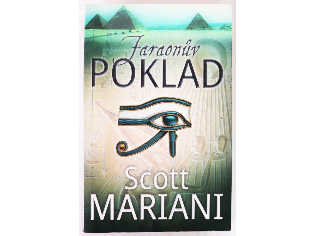 Kniha Faraonův poklad - Bazar