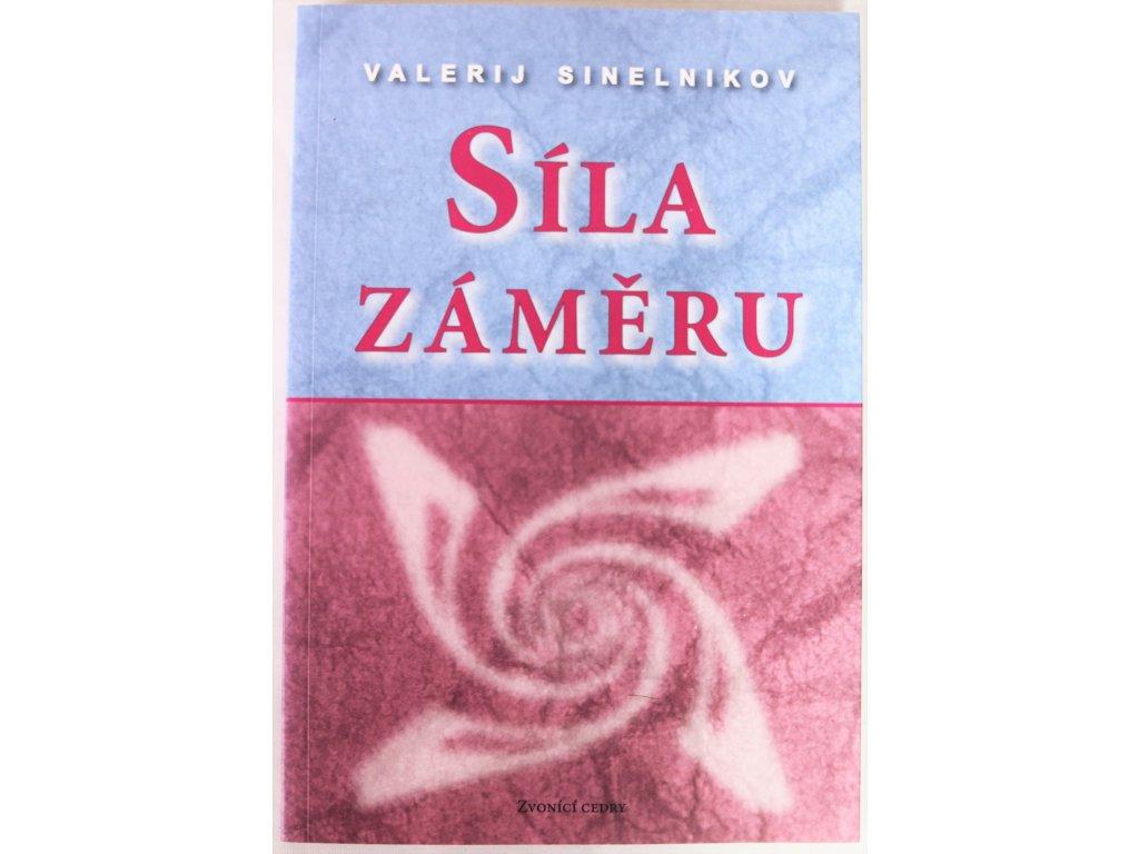 Kniha Síla záměru - Bazar