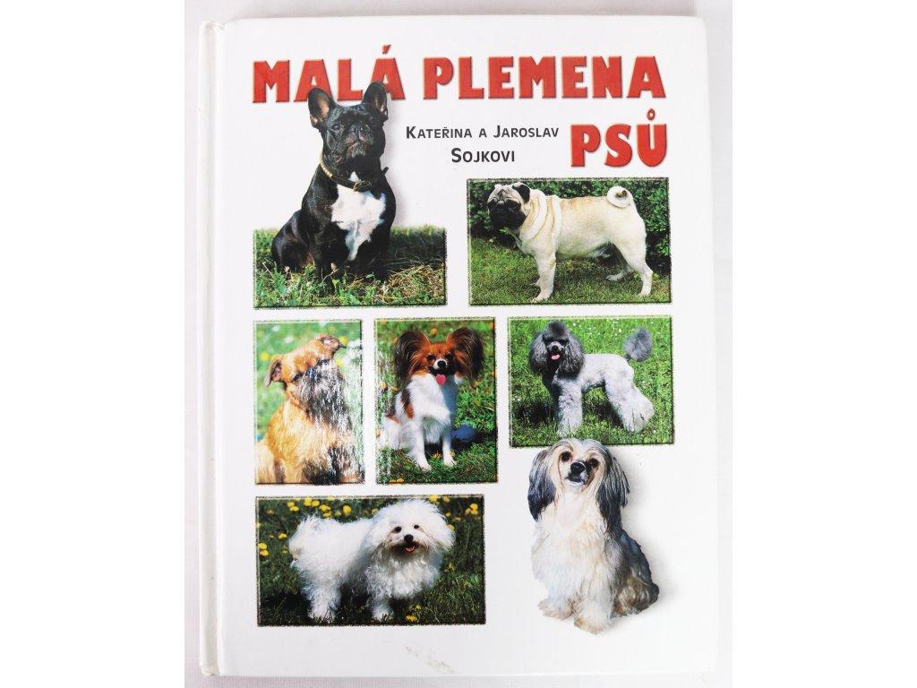 Kniha Malá plemena psů - Bazar