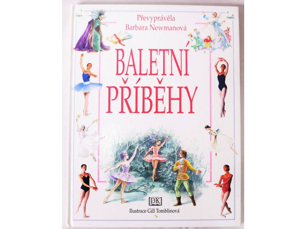 Kniha Baletní příběhy - Bazar