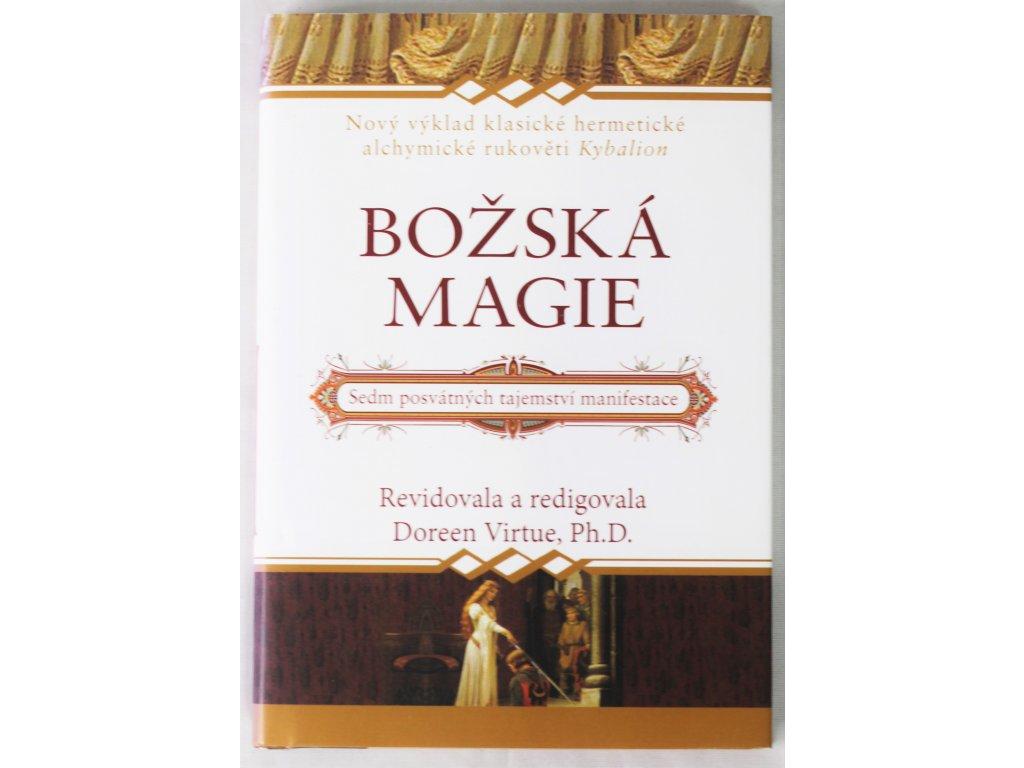 Kniha Božská magie - Bazar