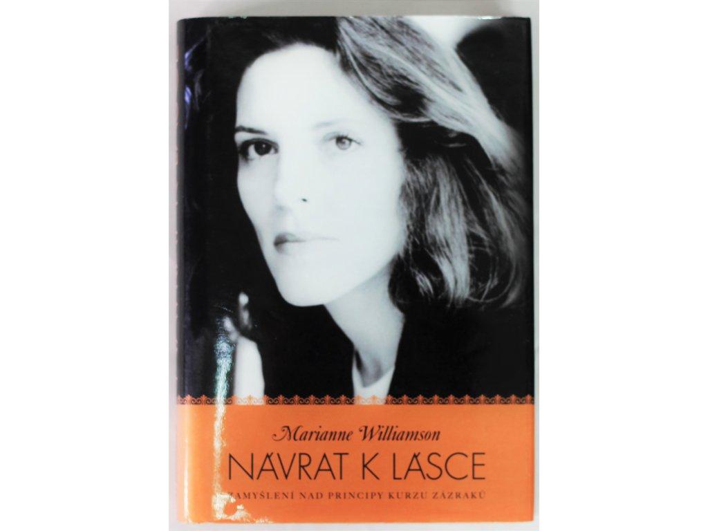 Kniha Návrat k lásce - Bazar